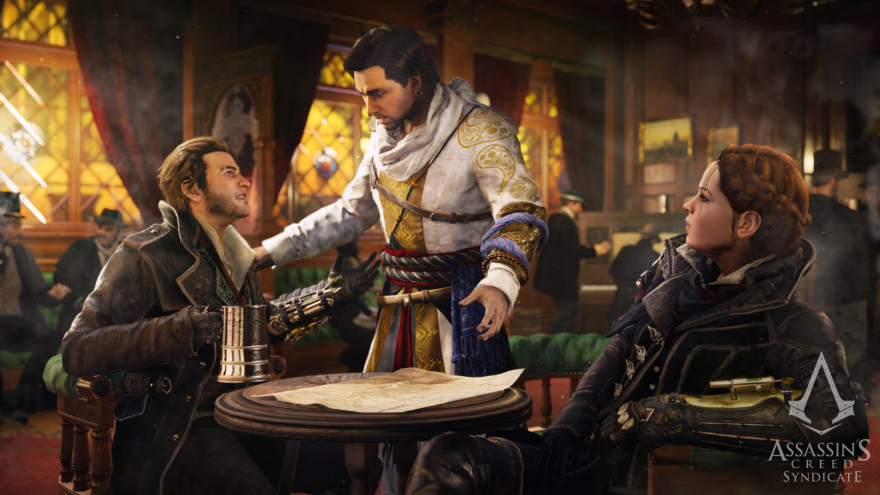 Ac syndicate pub