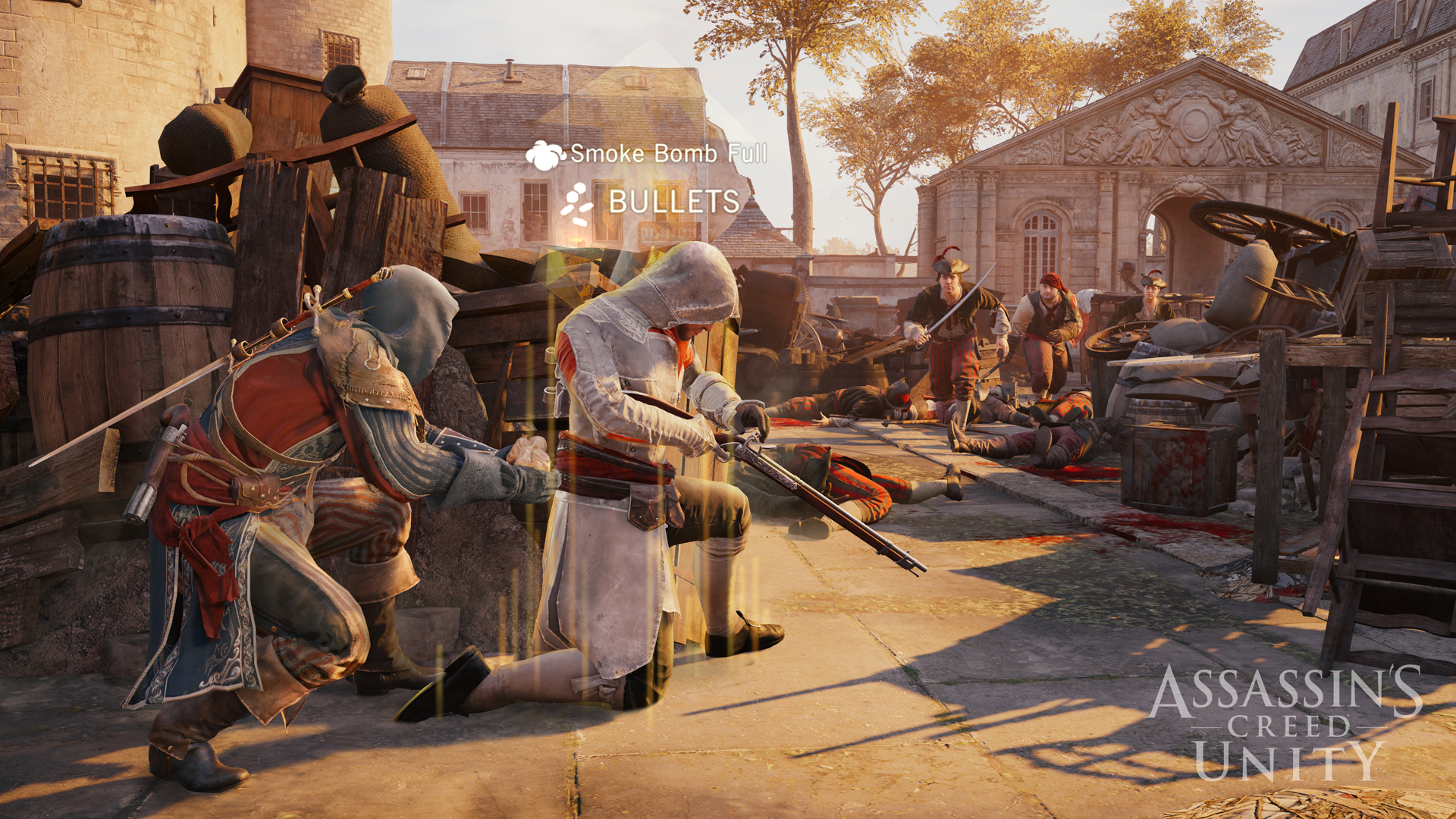 Assassin s creed unity 4