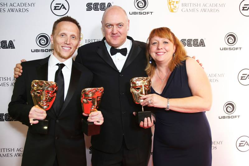 Bafta 2016 rocket league