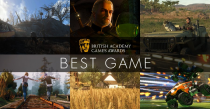 Bafta nomination best game 2016