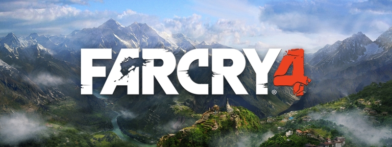 Far Cry 4 bannière