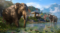 Far cry 4 elephants