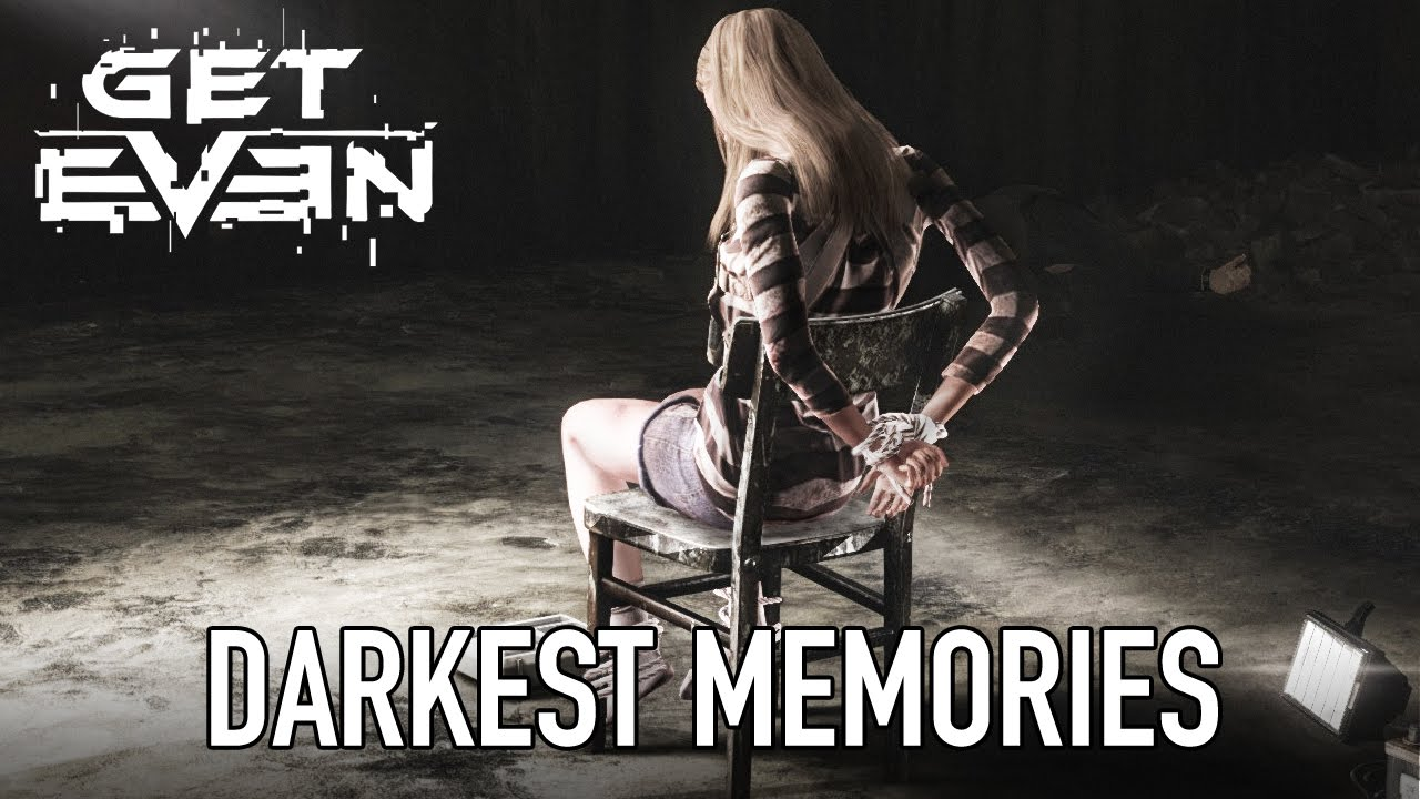 Get even darkest memories