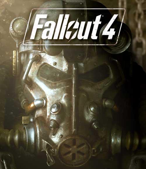 Jaquette fallout 4