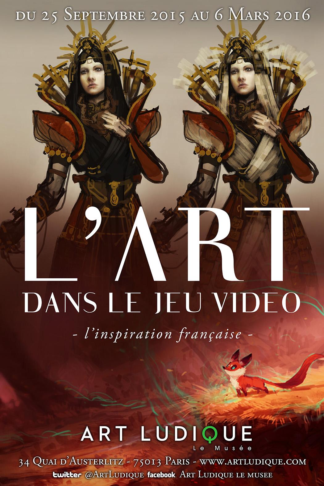 L art dans le jeu video