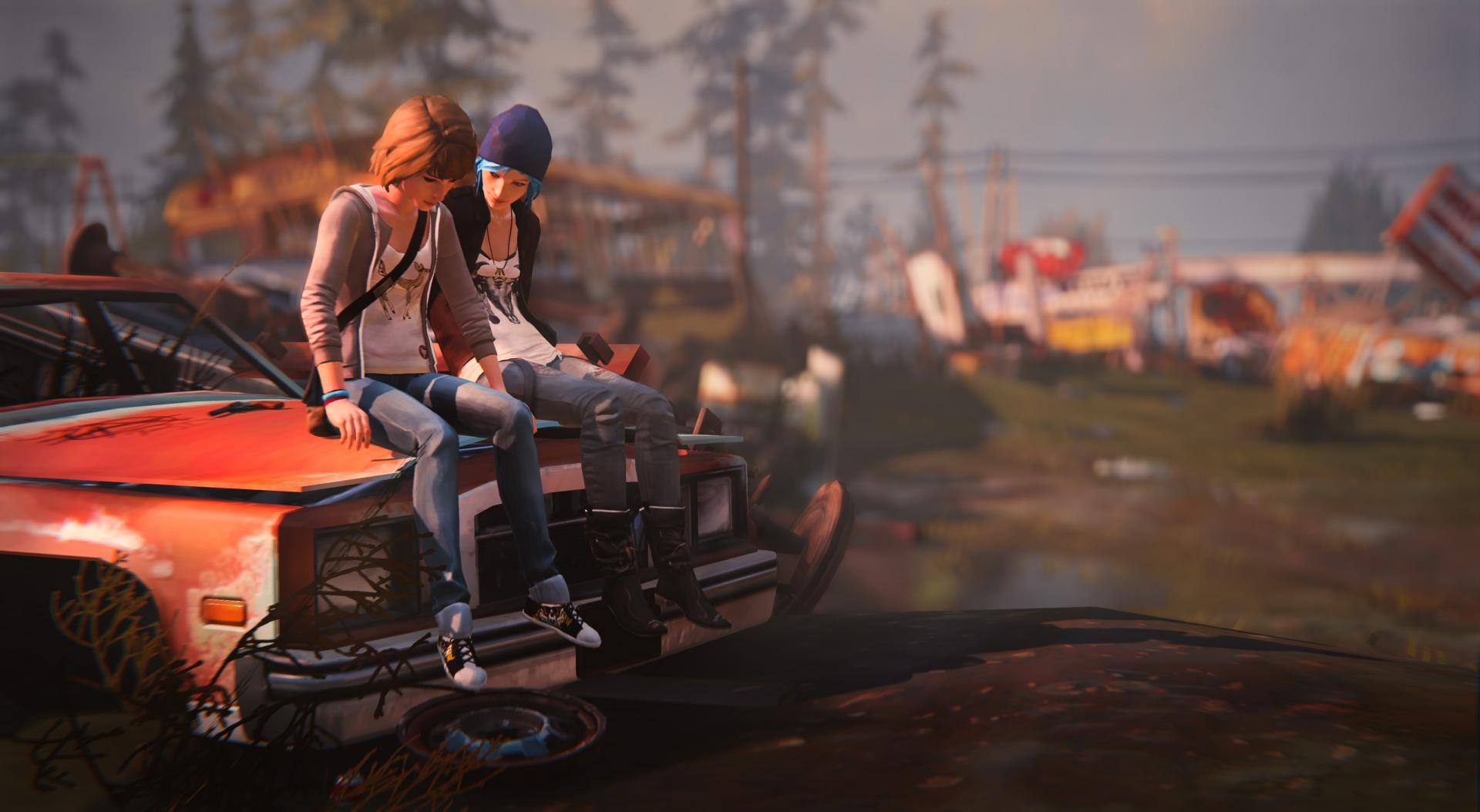 Life is strange decharge