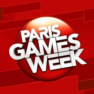 Paris games week 2015 logo
