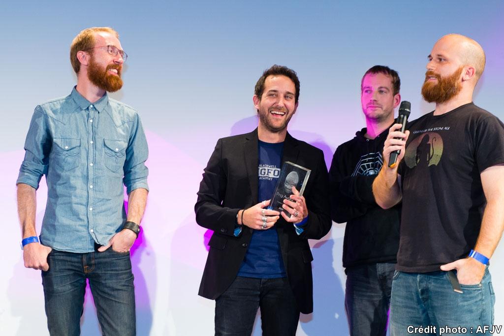 Ping awards 158