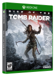 Rise of the tomb raider jaquette xbox one