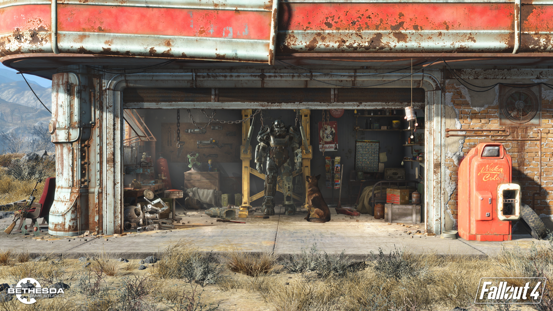 Screen fallout 4