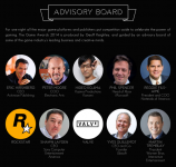 The game awards advisory