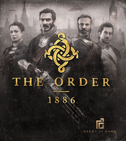 The order 1886 cover