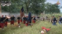 Zouaves fighting